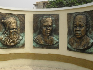 A Walk around Awolowo's Ikene home