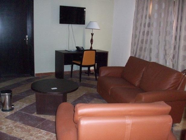 Ambassadorial Suite,Green Legacy Resortt