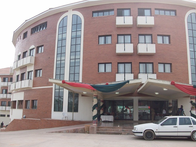 ... expansive olusegun obasanjo presidential library oopl complex so far