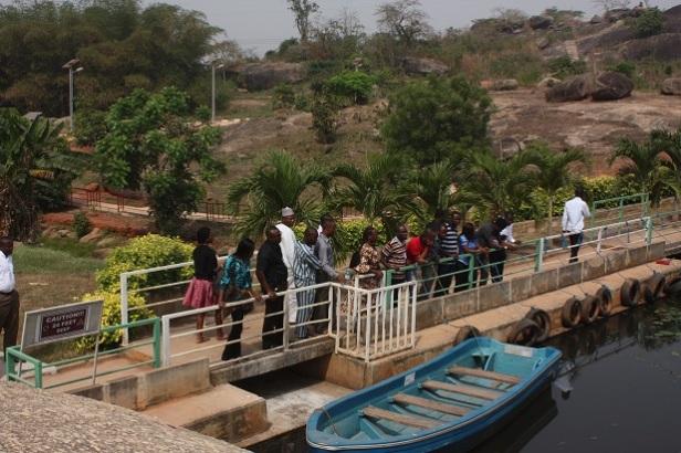 The Dam area (OOPL)