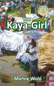 The Kaya-Girl (book cover)