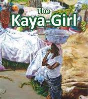 The Kaya-Girl (book cover)