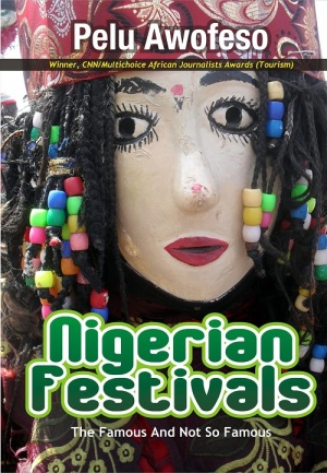 Nigerian Festivals (book cover)