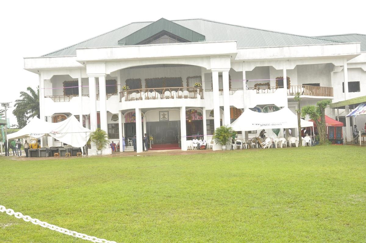 Obi of Onitsha Palace Anambara State