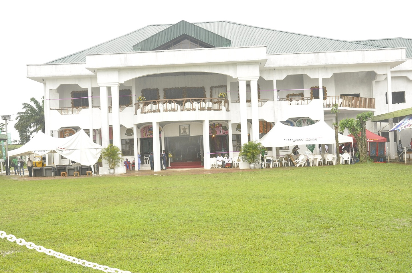 Palace of the Obi Of Onitsha