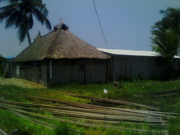 Badagry local shelter