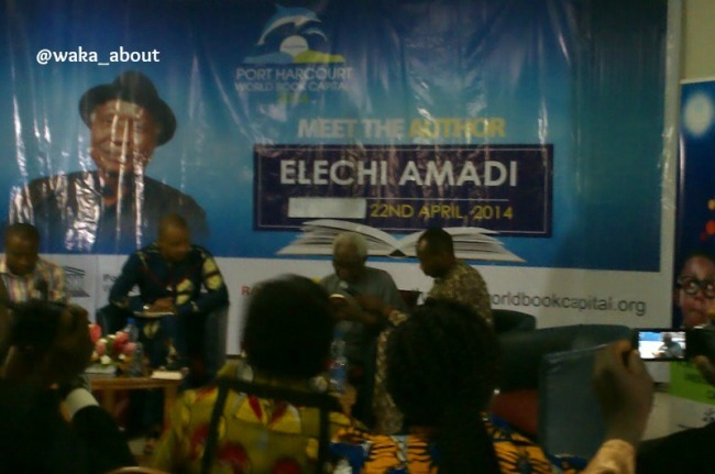 Elechi Amadi: Writing a book on Biafra gave me peace
