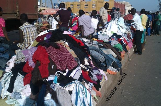 Jos market