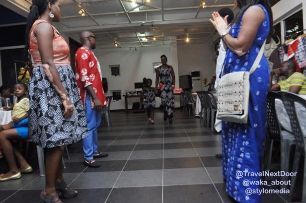 Ogo Maduewesi, Vitiligo Models and the Runway