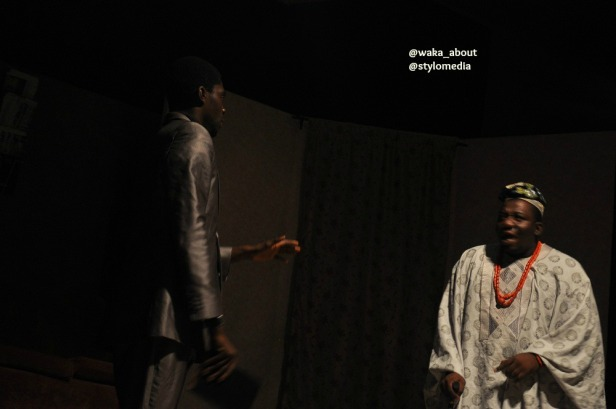 Fathers at War--Reverend and Chief Olumonrin
