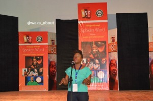 Dolapo performing in Abeokuta for WS80