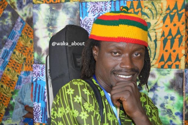 folklore musician, Edaoto Agbeniyi