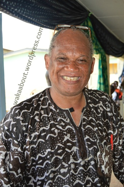 Son of his father: Kunle David Ogunde