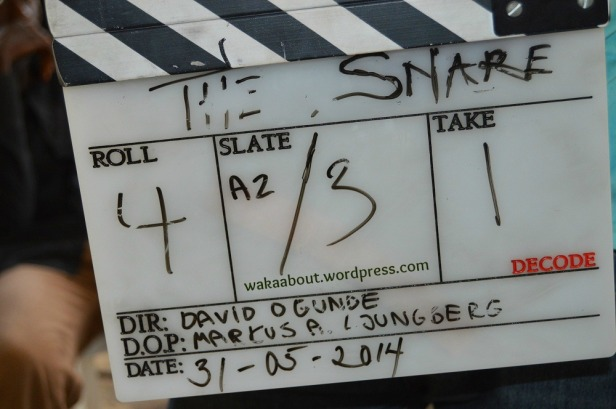 The Snare, the movie