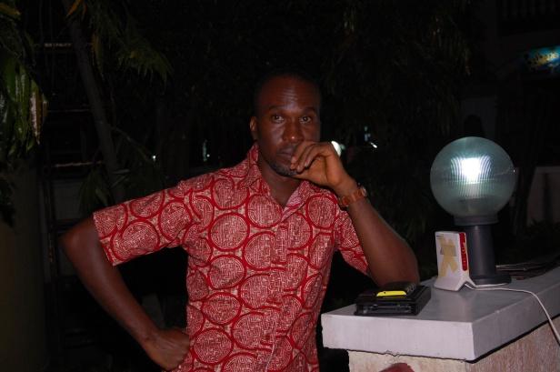 Writer, journalist, blogger and author--pelu awofeso