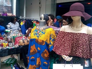 Variety was the name of the game at the Mente De Moda Exhibition. Visitors were literally spoiled for choice