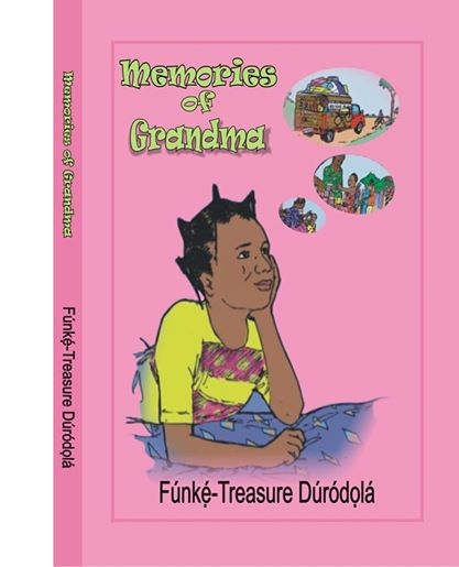 Cover Page: Memories of Grandma