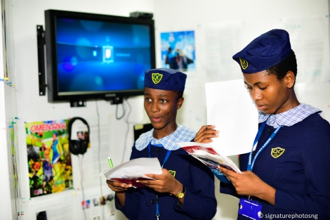 The Future of Lagos are today's teenagers