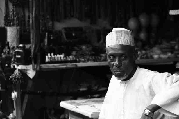 'Alhaji' (Jumoke Oduwole)