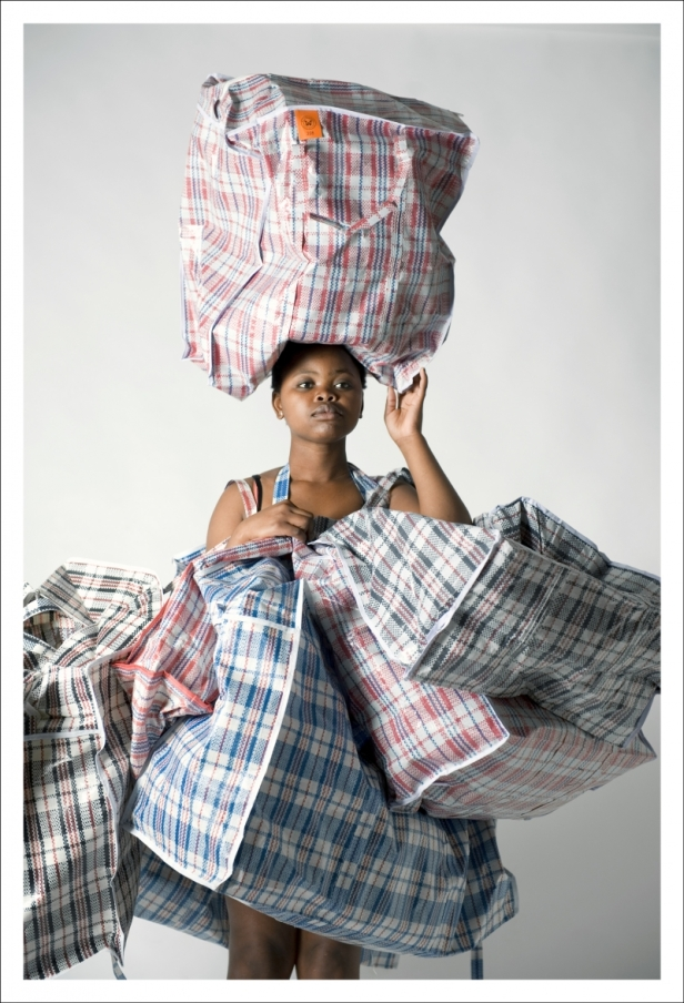 Global Citizen: Nobukho Nqaba and the 'Ghana-Must-Go' bags