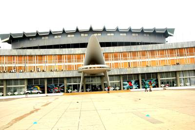 The Parliament Building, Lome