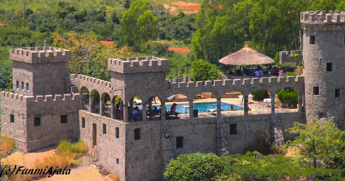 Inside Kaduna's Kajuru Castle